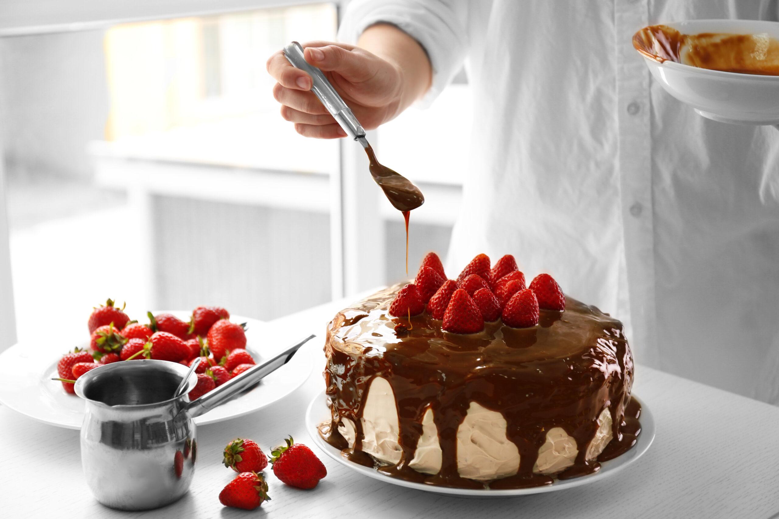 cake course